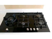 Integrated Siemens er926sb70e hob for sale