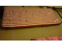 Single bed/sofabed mattress(IKEA)