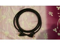 Premium HDMI Cable Gold High Speed HDTV FULL HD 1080p 3D TV 5M