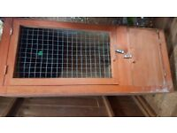 Guinea pig or rabbit cage