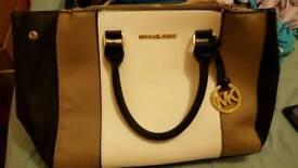 Real Micheal Kors Handbag