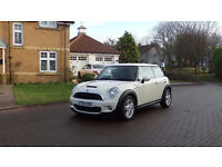 MINI HATCH COOPER 1.6 COOPER S 3d 172 BHP SERVICE RECORD, BLUETOOTH, START STOP FEATURE