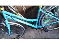 AS NEW Reflex city ladies bike