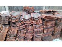 Belgian roof tiles