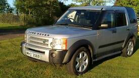 2006 Landrover Discovery 3 HSE Full MOT Priced to sell