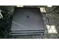 Ps4 pro 1tb with gta 5 brand new condition