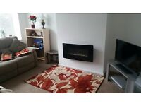 Large double room for rent in friendly house share