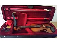4/4 Loreato Violin Kit perfect for beginner