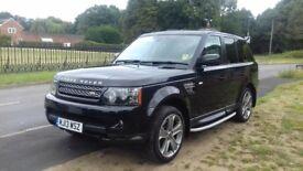 2013 range rover sport hse black edition 2013 13 reg