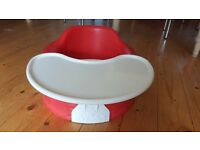 Red BUMBO seat