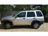 Landrover Freelander TD4 Sale or Swap