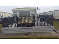 Caravan to rent on the Chase Ingoldmells
