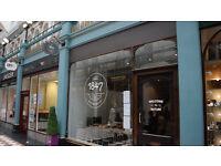 General Manager - 24k plus bonus & grats - 40 cover restaurant - Birmingham City Centre