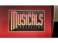 Musicals Collection of 75 CD's