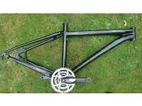 Specialized rockhopper pro frame black medium
