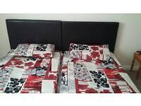 Amazing Two Single Beds