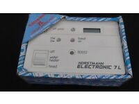 Plumbing central heating timer Horstmann electronic 7L brand new in box