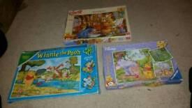 X3 disney wtp puzzle jigsaw games kids