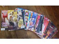 Comics 2000ad