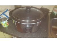 Morphy Richards (Slow Cooker)