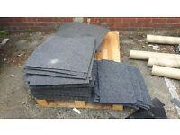 Used Carpet Tiles(READ DESCRIPTION)