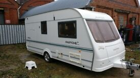 2003 COACHMAN Pastiche 460/2 Cris Registered 2 Berth Caravan