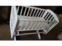 John lewis Anna sliding crib