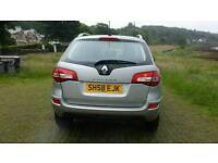 2009 RENAULT KOLEOS DYNAMIC DCI 5 DOOR ESTATE JEEP £2975 ONO