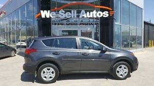 2013 Toyota RAV4 LE *AWD *AUX *ALLOY WHEELS *BTOOTH