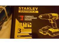 Stanley fatmax compact light wear design drill