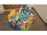 Brand new Baby Einstein play mat. Lights and sounds.
