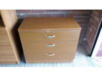 Bedroom furnitures - drawers