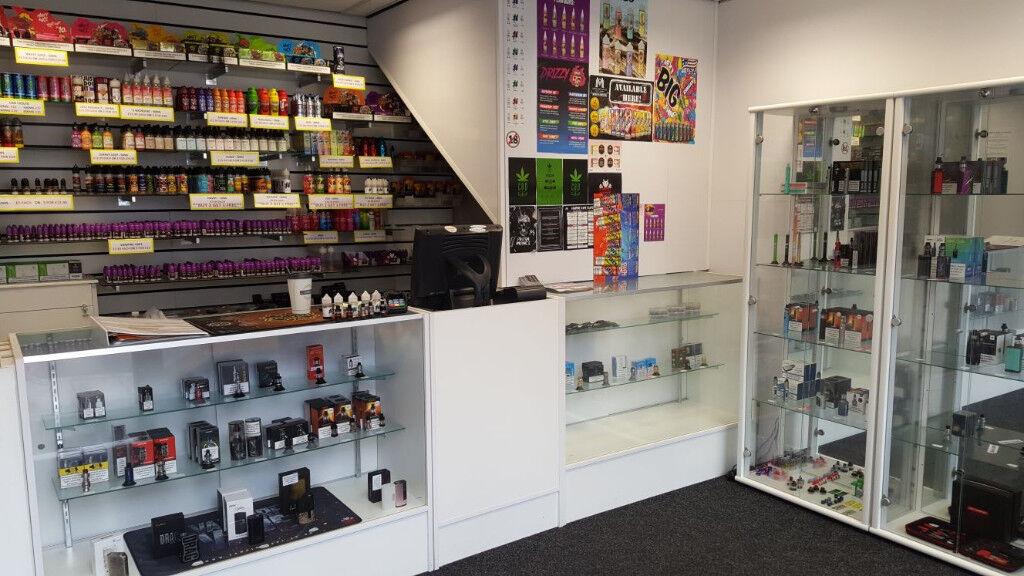 E Cigarette Vape Shop for sale - Fantastic Business Oppertunity - City  Centre | in Bradford, West Yorkshire | Gumtree