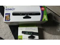 Xbox 360 Kinect + Zoom