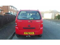 SUZUKI WAGON R+ GL mot to sept 2017