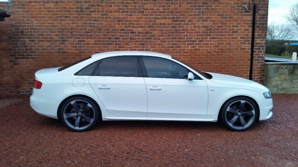 Audi A4 2 Litre TDI S Line