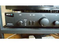 Arcam Alpha 6 + Plus stereo hi-fi amplifier. Immaculate condition.