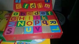 Children pre school toys