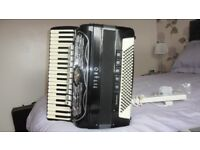 Titano Virtuoso vantage piano key accordion