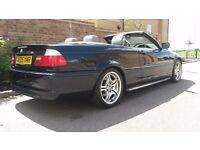 2005/05 BMW 3 SERIES 318Ci 2.0 SPORT CONVERTIBLE - LOW MILEAGE