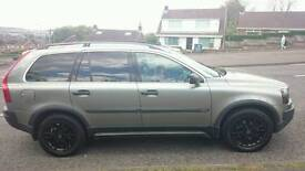 Ideal family 7seater 2005 volvo xc90 diesel 4x4