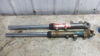 77 Yamaha XS500 XS 500 TX500 Front Forks Shocks Tubes