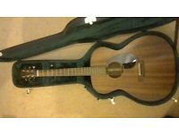 Martin 000-15m Very Good Conidition, Owned For A Year But Hardly Played