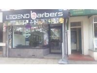 Barber Shop business