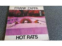 Frank Zappa...Hot Rats..vinyl lp tecord