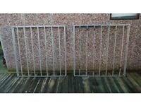 Heavy Duty window security cages for shed, outbuilding, garage etc