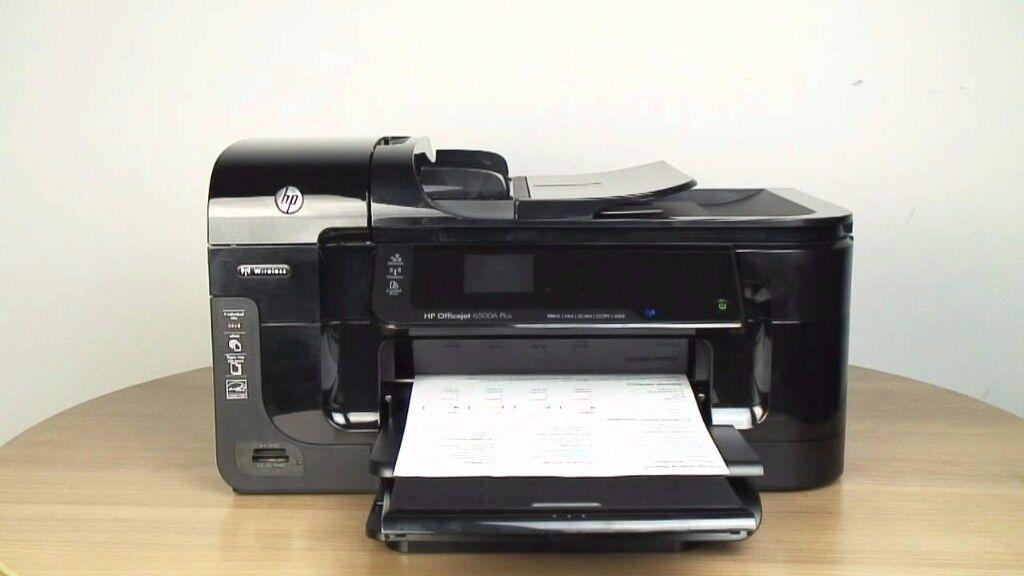 HP Officejet 6500A Plus e-All-in-One Printer - E710n