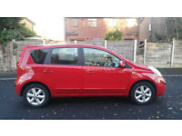 Automatic Nissan Note nice 5 doors family car with long MOT