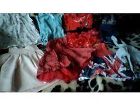 job lot of 0-months girls clothes/coats