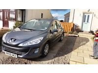 Peugeot 308 1.6 auto great car for price